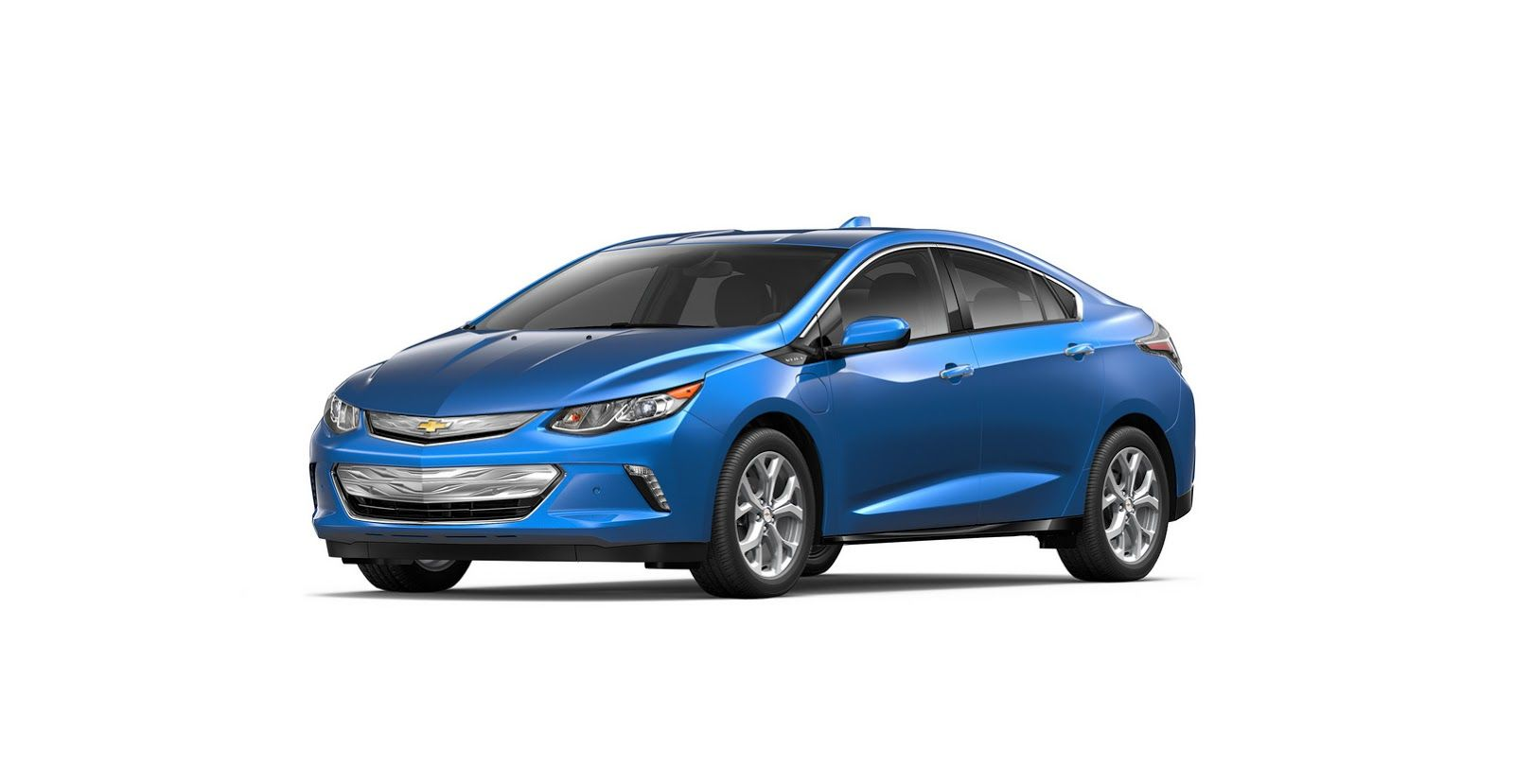 Chevrolet S New 2016 Volt Is More Traditional Looking Sleeker