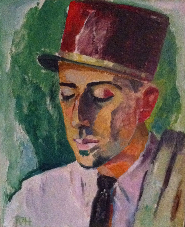 Tora Holmström, (1880-1967) was een Zweedse kunstenaar lid van de kunstenaarsgroep van de twaalf . In eerste instantie werden haar schilderijen  gekleurd door nationale romantiek en later beïnvloed door de vroege jaren 1900 het modernisme met kubistische , expressieve en soms surrealistische trekjes. Ze werd geïnspireerd door reizen in Noord-Afrika en Europa