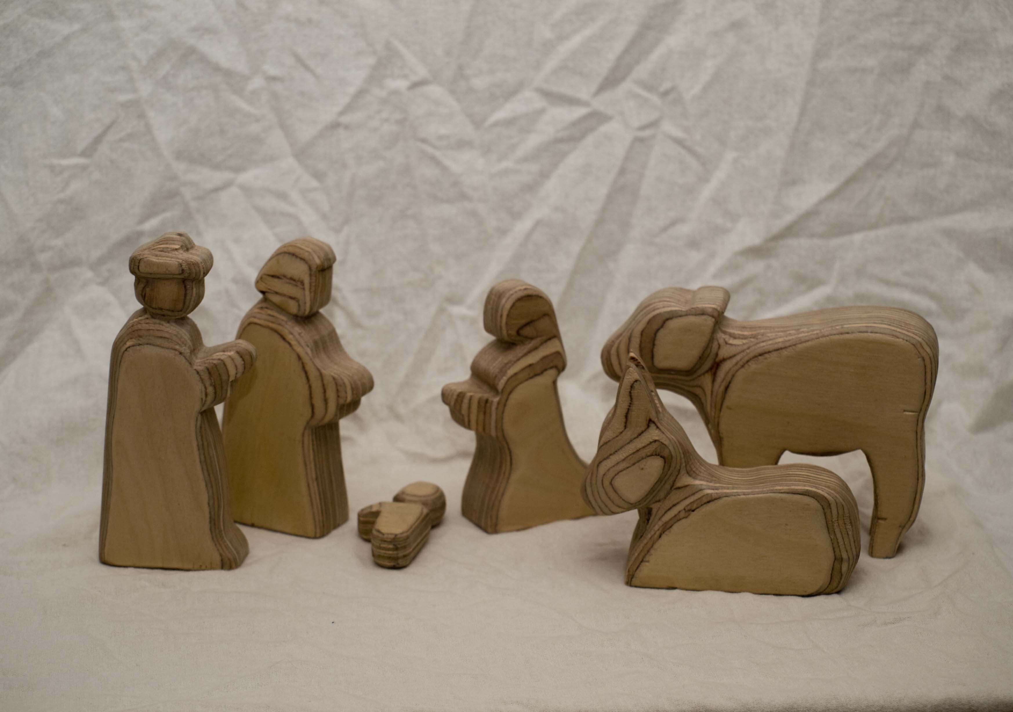 krippenfiguren bauanleitung zum selber bauen heimwerker forum holz pinterest nativity. Black Bedroom Furniture Sets. Home Design Ideas