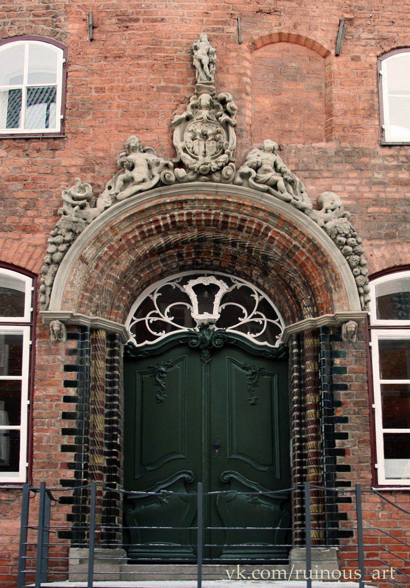 Doors in Lübeck, Germany