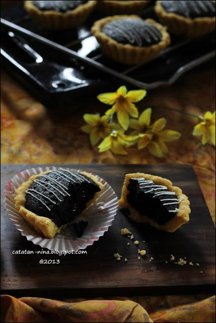 Catatan Nina: MINI BROWNIES PIE