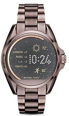 Michael Kors Bradshaw Smartwatch, 44.5mm   Products   Michael kors ... a532cb3d1c