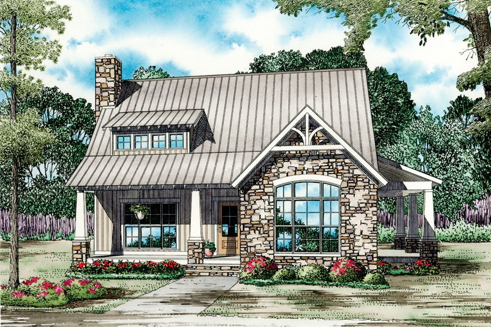Nelson Design Group | House Plans|Design Services » White Bluff