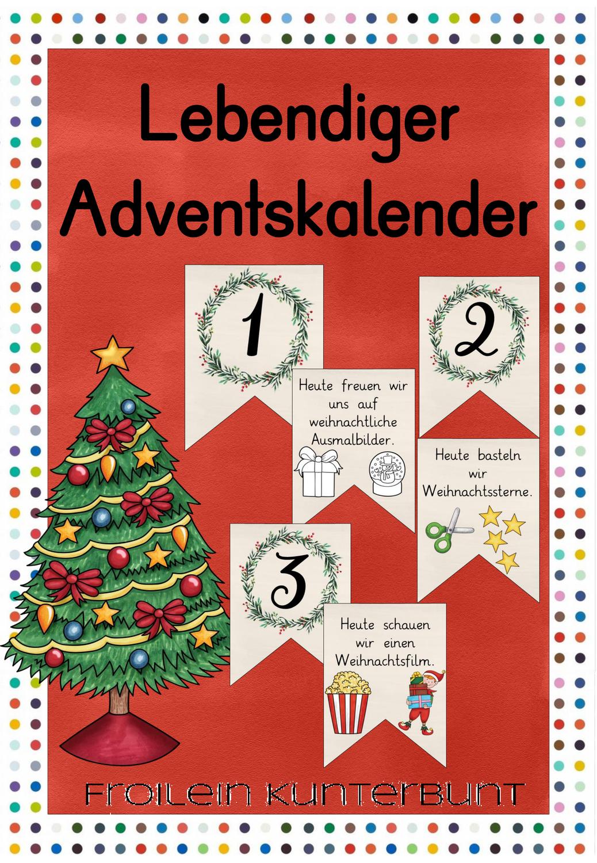 Lebendiger Adventskalender In 2020 Lebendiger Adventskalender Adventkalender Adventskalender