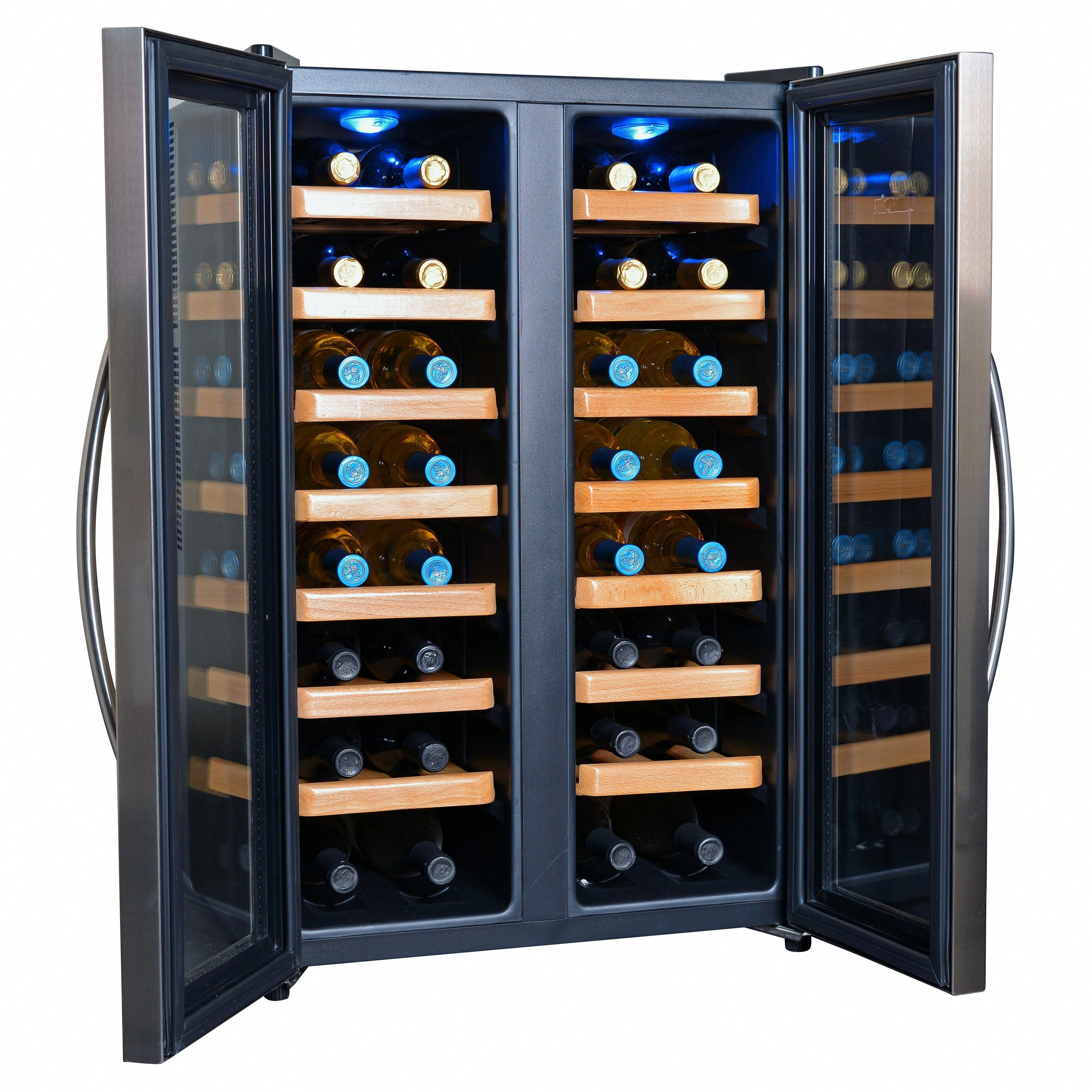 If You Want Good Quality Beer Italian Language Wines Are Definitely Some Of The Best To Con Thermoelectric Wine Cooler Dual Zone Wine Cooler Wine Refrigerator