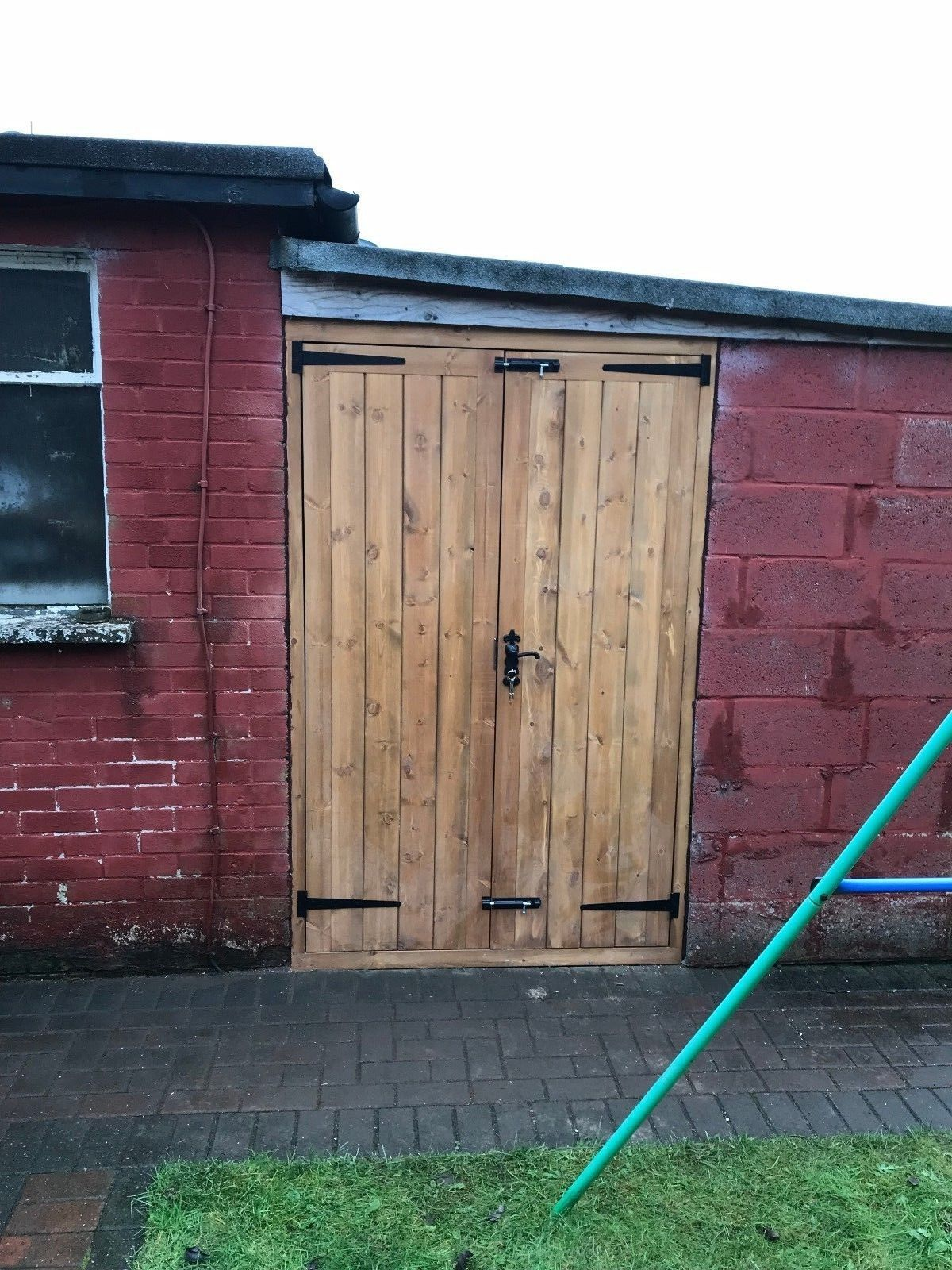 Wooden Garage Doors Heavy Duty Garage Doors And Doors