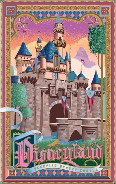 Jeff Granito Art for The #Disney Gallery