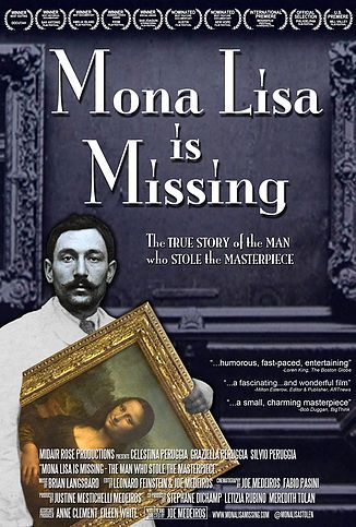Mona Lisa Is Missing (formerly The Missing Piece) is the ...