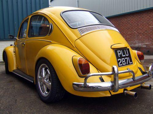 Vintage Volkswagen Beetles For Sale