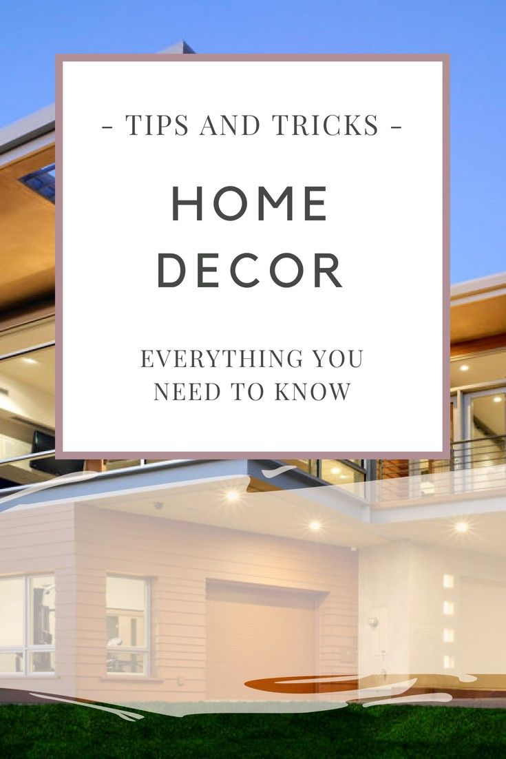 Home Improvement - Make Your Neighbors Jealous With These Home ...
