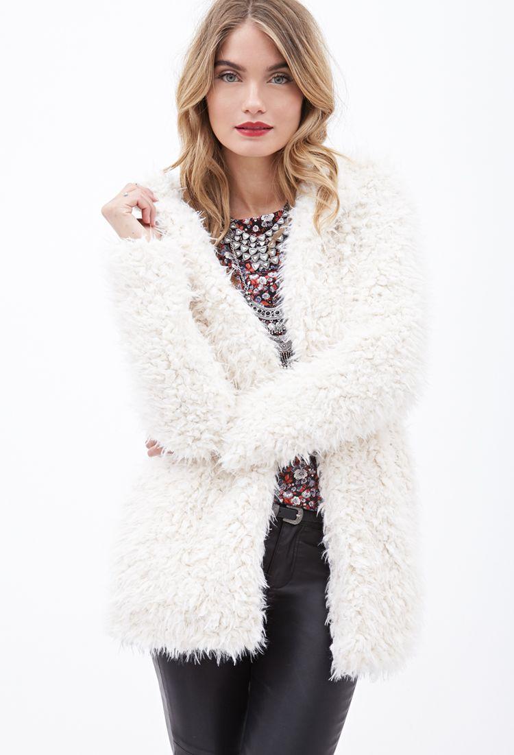 Faux sheepskin jacket womens uk