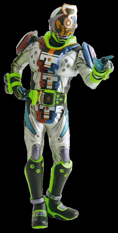 Kamen Rider Woz Futurering Quiz render by Zer0stylinx ...