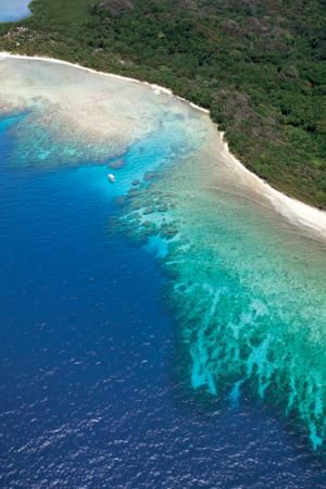 Roatan - I have been here & it is really this beautiful.  The snorkeling was amazing.