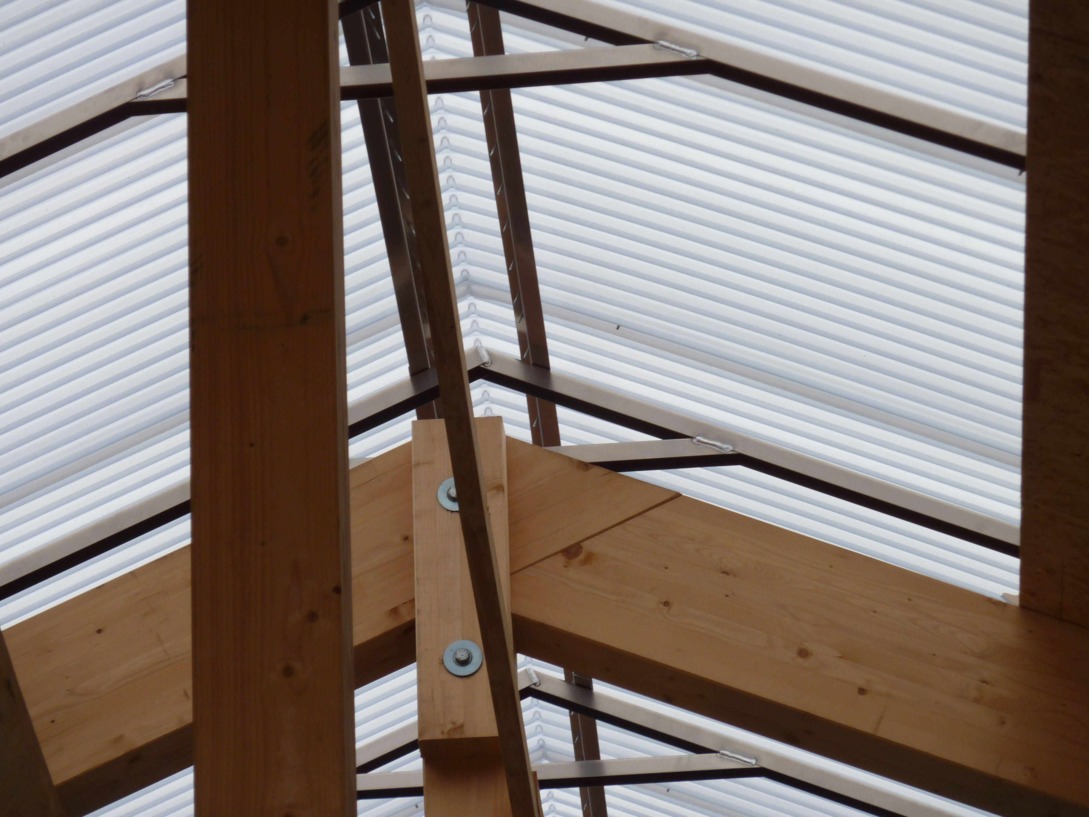 Lichtfirst Terrassenuberdachung Lichtplatte Uberdachung Terrasse