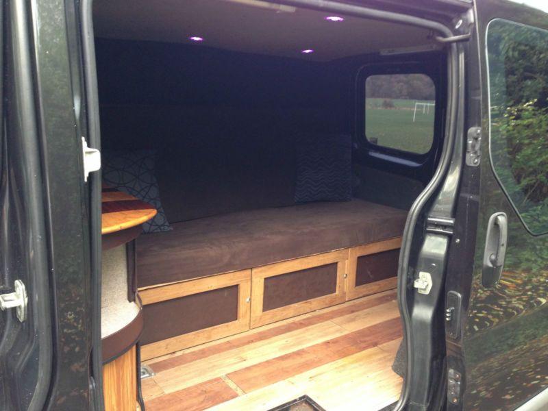 2002 vauxhall vivaro 1 9 dti swb day van including private - Commercial van interiors locations ...