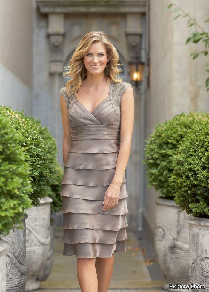 25 Beautiful Mother Of The Bride Dresses  Dress summer Beautiful ...