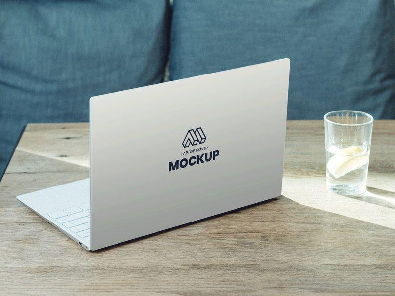 Download Free Laptop Back Cover Mockup Free Mockup Mockup Free Download Mockup