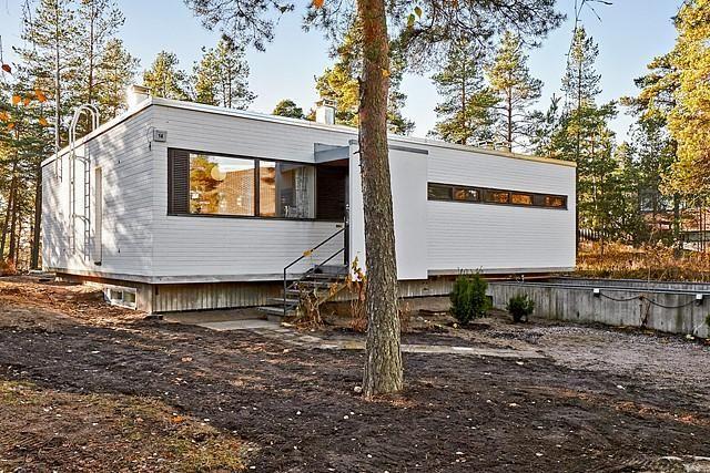 Myydään Omakotitalo Yli 5 huonetta - Kauniainen Kasavuori Magnus Hagelstamin tie 14 - Etuovi.com 7657094