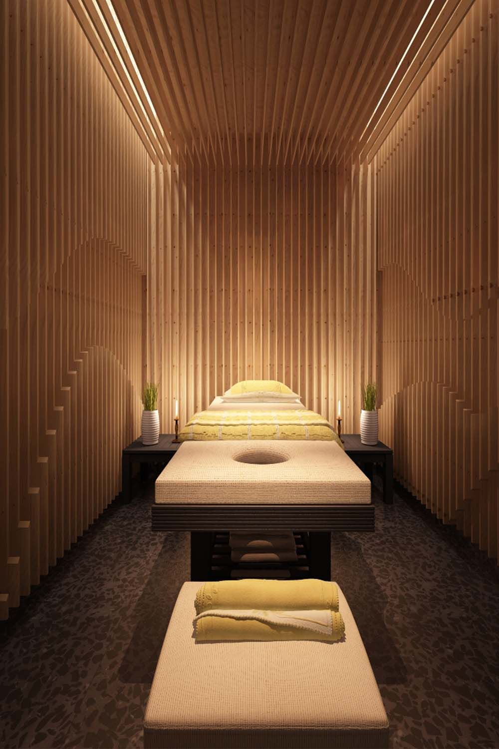 Pin By I Fva On Hotel Resort Alba Queen Hotel With Images Spa Rooms Spa Treatment Room Indoor Spa