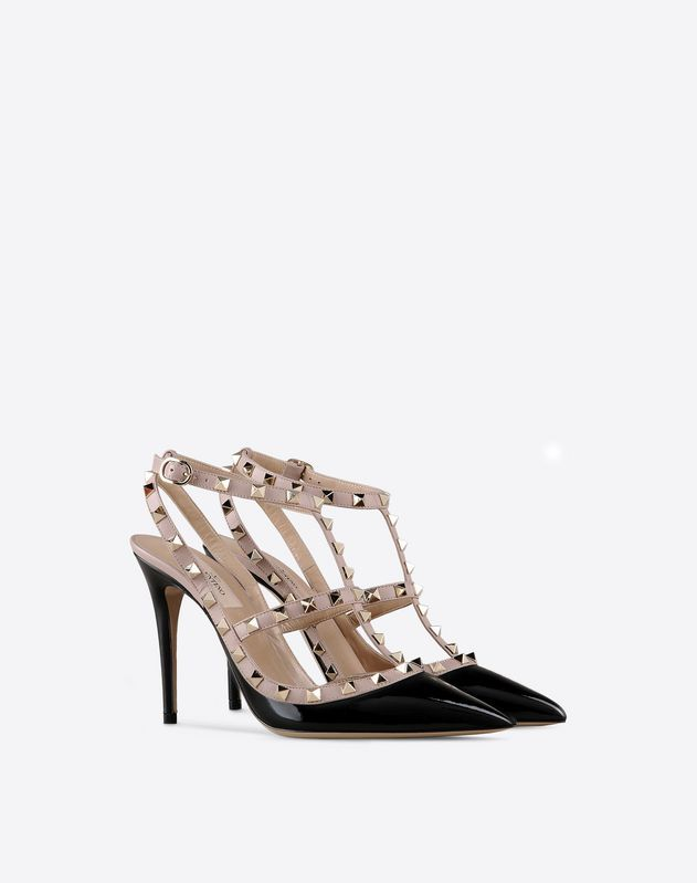 free shipping comfortable cheap sale footaction Valentino Rockstud Ankle Strap L... cheap sale best store to get outlet real ifcWzrBKvo