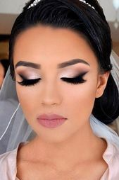 www978431 –  42 Wunderschönes Hochzeits Make up pro den großen Tag  42 Wunders… – Maquillaje