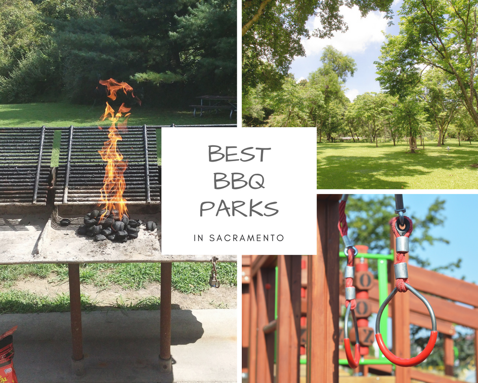 Is there anything better than a summer BBQ at the park