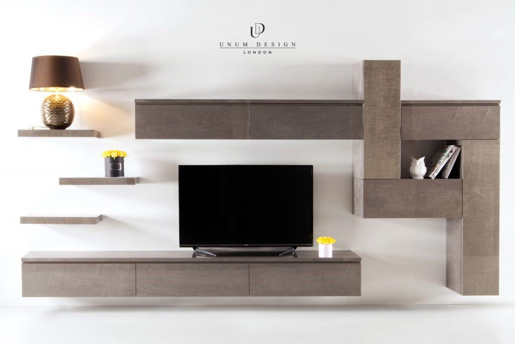 Unumdesignlondon Releases Floating Entertainment Tv Unit Cabinets Made From Sycamore Veneer T Check It Out
