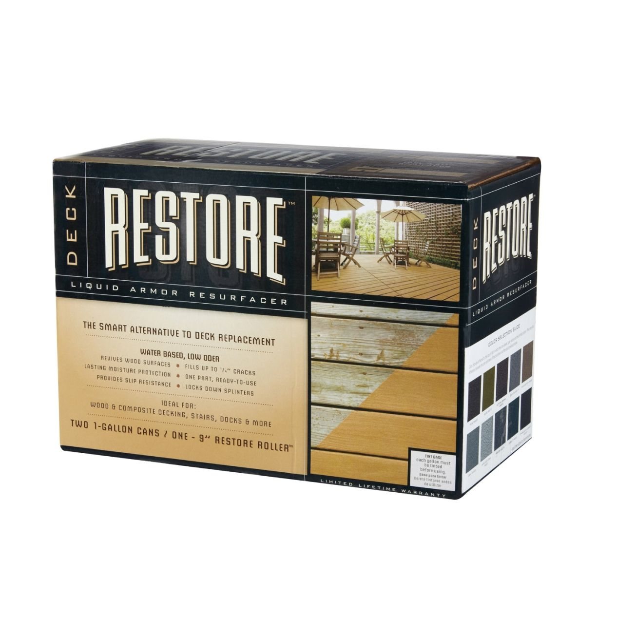 Restore Deck Restore Tint Kit 49010 Exterior Stain Sealer