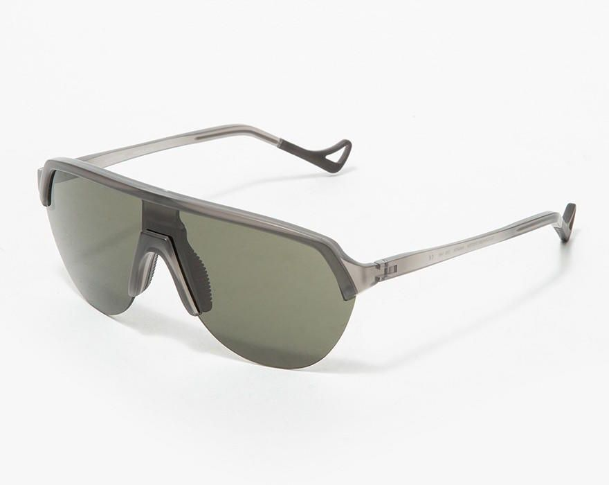District Vision introduces their second running sunglass, the Nagata ... 564429b9b4