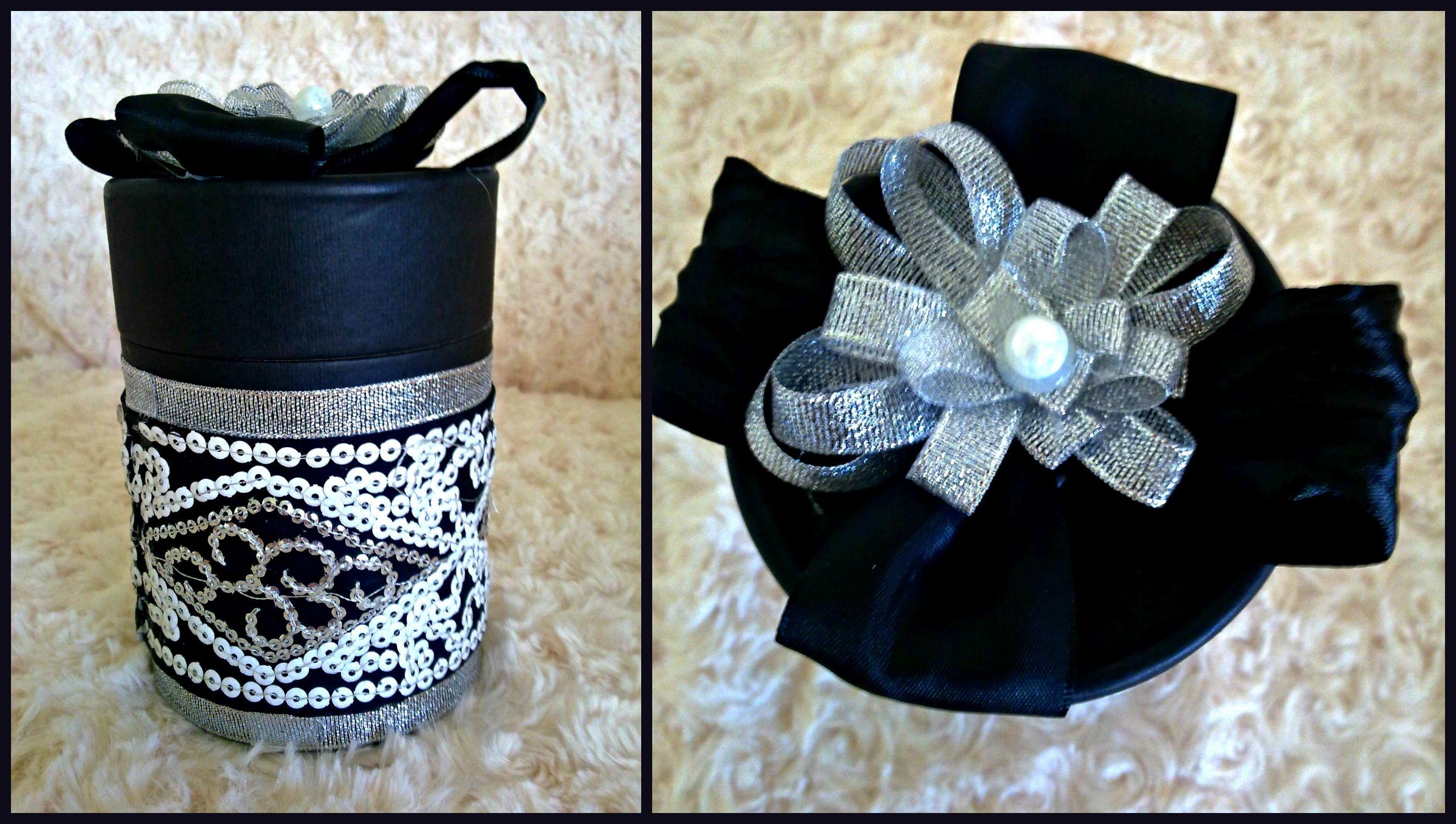 DIY Decorated Jar