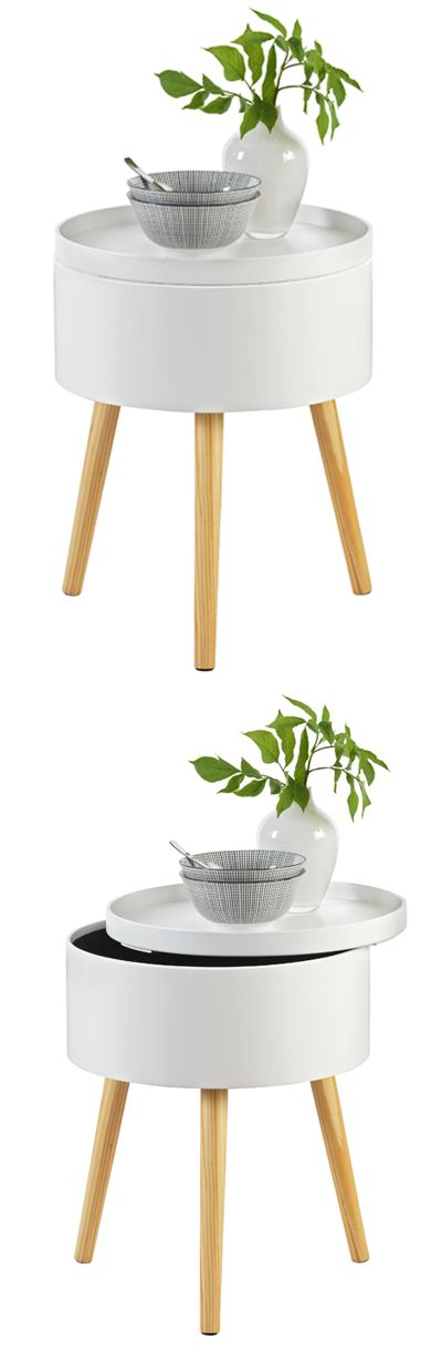 Weisser Beistelltisch Quadratischer Tisch Aus Weissem Ahorn Holz Fur Das Wohnzimmer Neben Dem Sofa Beistelltisch Holz Mobel Furs Wohnzimmer Beistelltisch Weiss