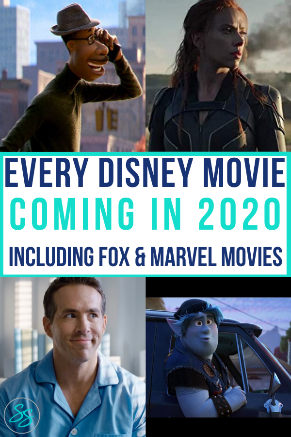 Disney Movies 2020 What S Coming To Theaters Every Disney Movie