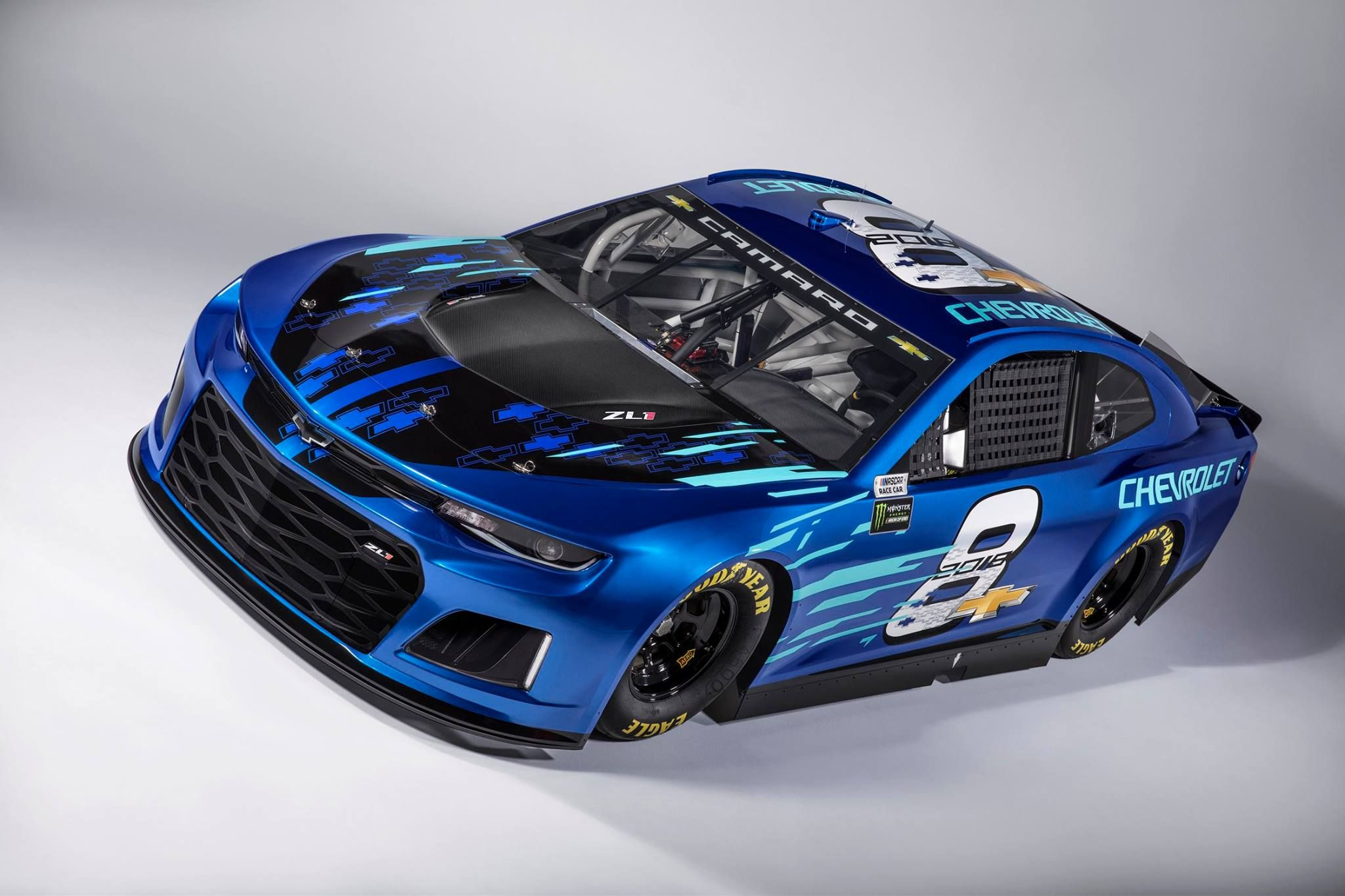 2018 Nascar Cup Series Camaro Released Racing News Chevrolet Camaro Zl1 Chevy Camaro Zl1 Nascar Race Cars