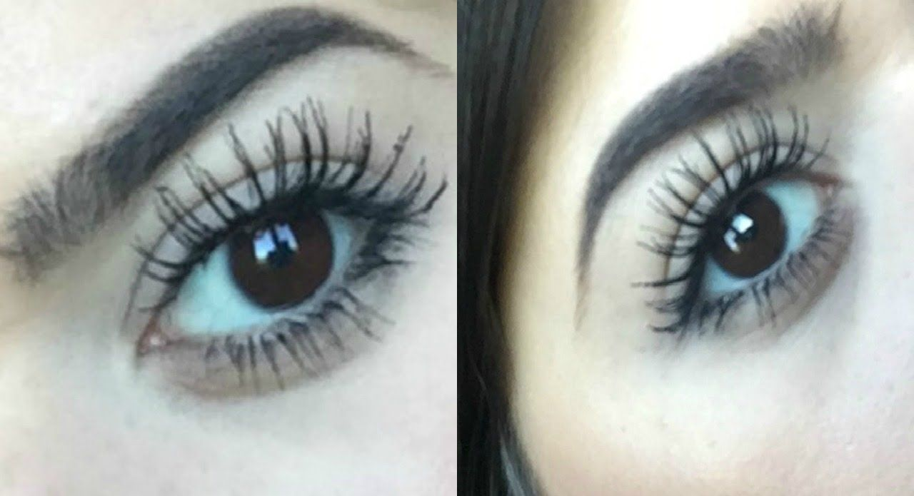 How to get long and thick eyelashes my mascara routine