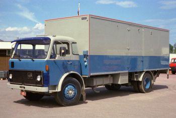 Volvo F87-54 VBK '1978