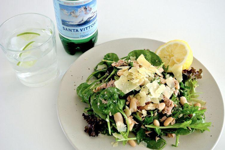 Italian White Bean and Tuna Salad recipe on Food52