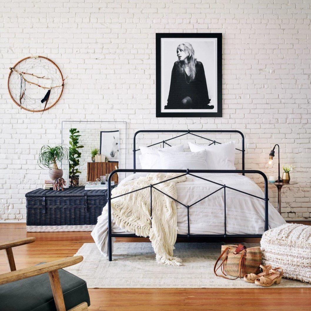Eliza Queen Bed - White -   19 room decor bedroom modern ideas