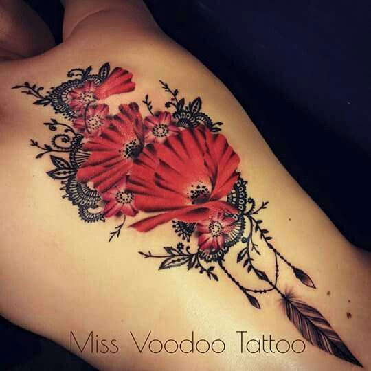 Miss Voodoo Lace Tattoo Voodoo Tattoo Tattoos