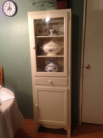 H J Scheirich cabinet | Diy small, Kitchen organization ...