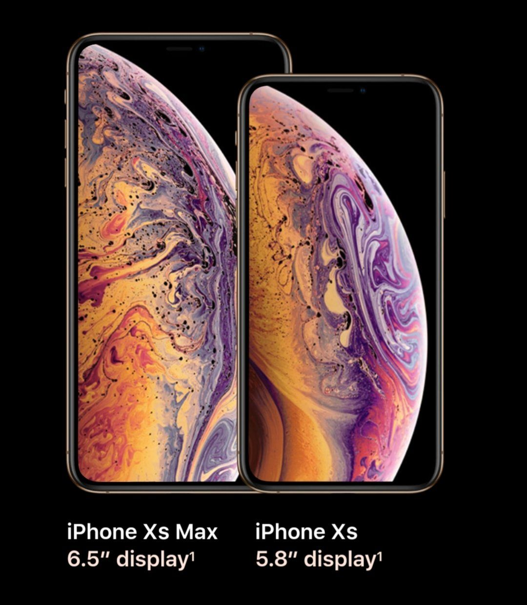 Full Specs Apple Unveils New iPhone Xs, iPhone Xs Max