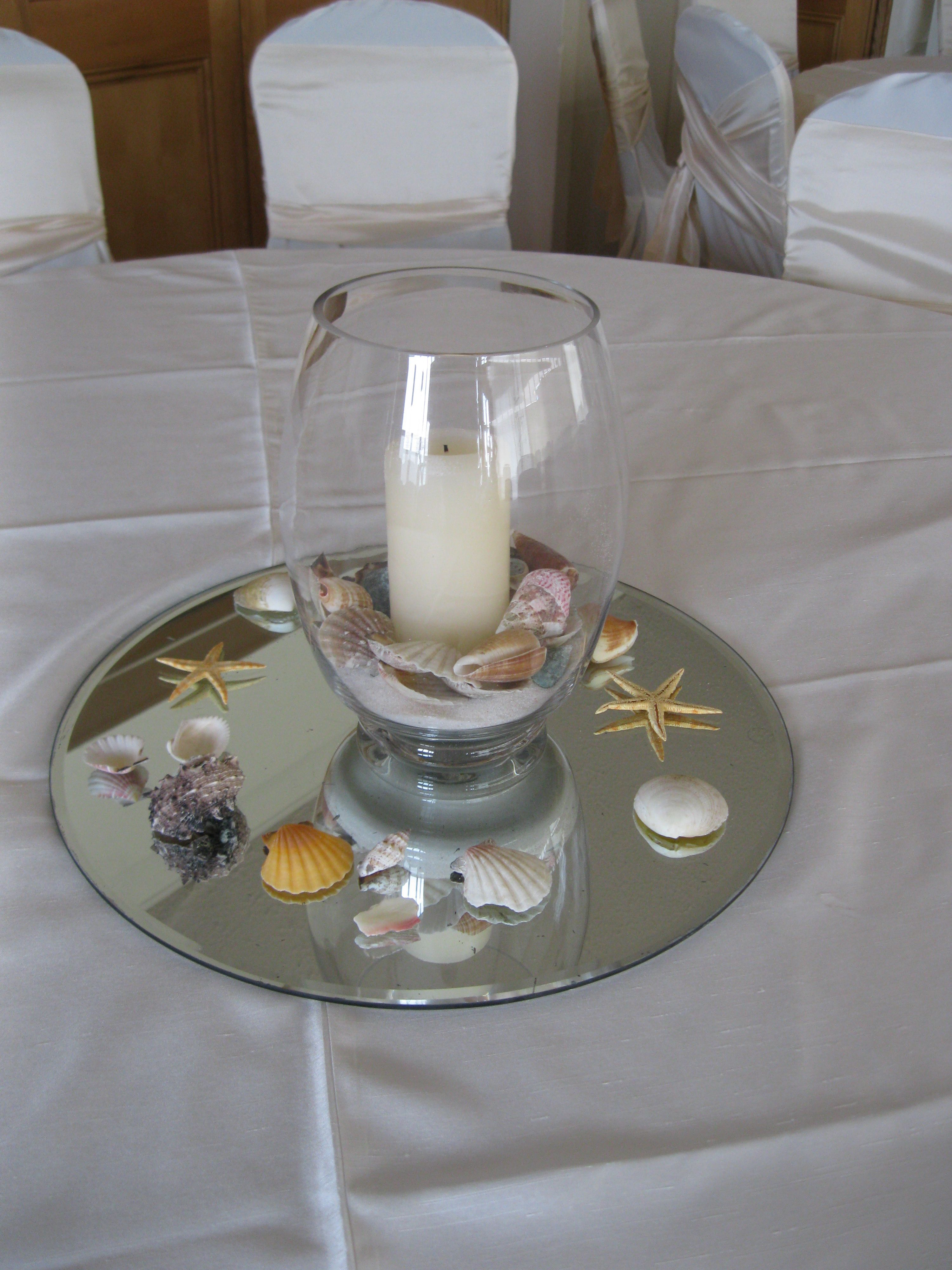 simple nautical centerpiece Nautical themed party