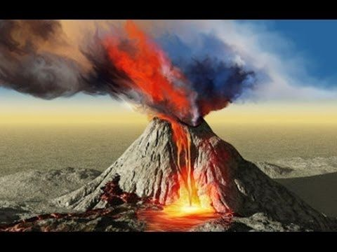 Natural Disaster History S Most Destructive Volcanoes National Geo Volcano Types Volcano Lava Dome