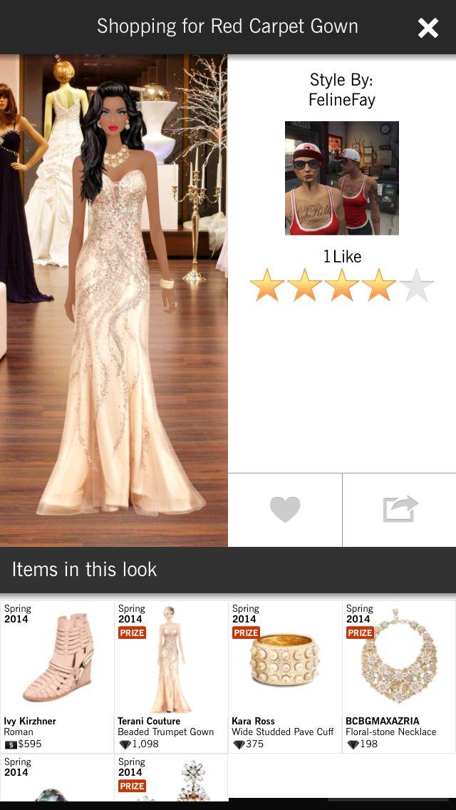 Shopping For Red Carpet Gown 4 Stars Covet Travel 4