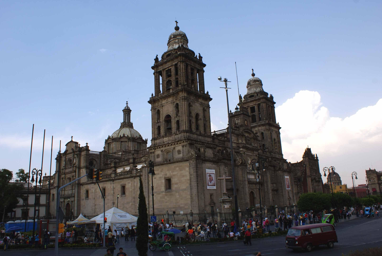 Catedral Metropolitana Cd. de México