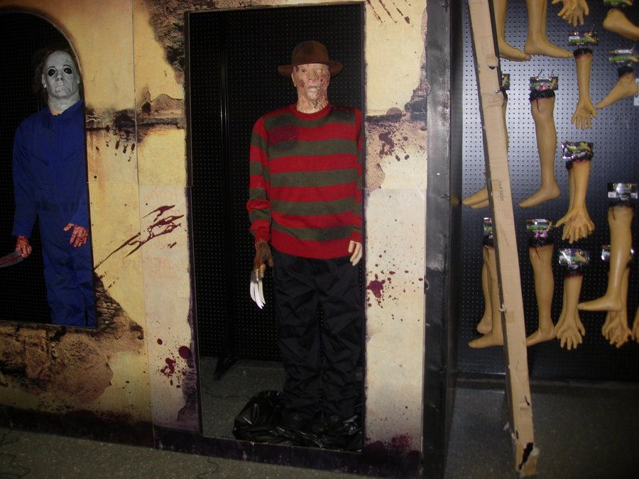 spirit halloween props google search - Freddy Krueger Halloween Decorations