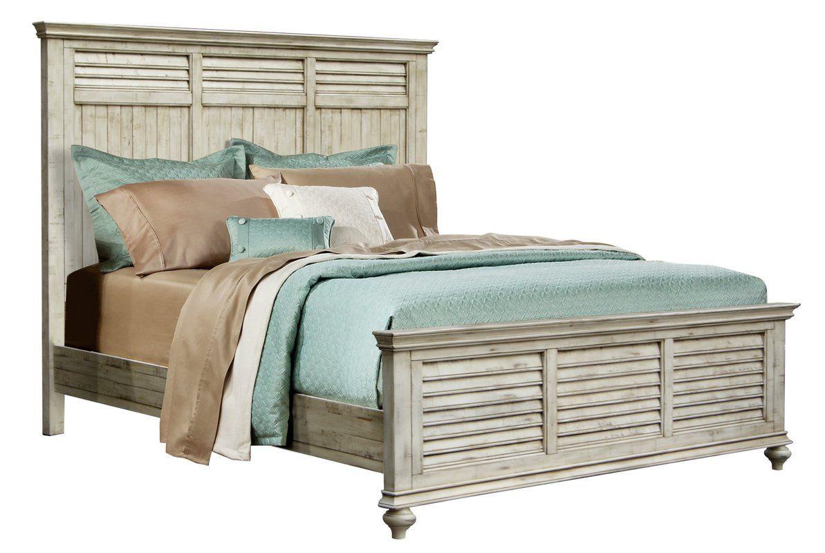 Wilfred Platform Configurable Bedroom Set Bed, Panel bed