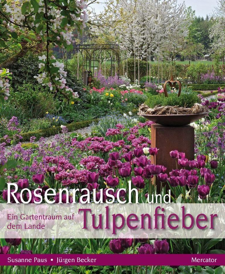 Mutter Tochter Garten Garten Gartenzeitschrift Tulpen