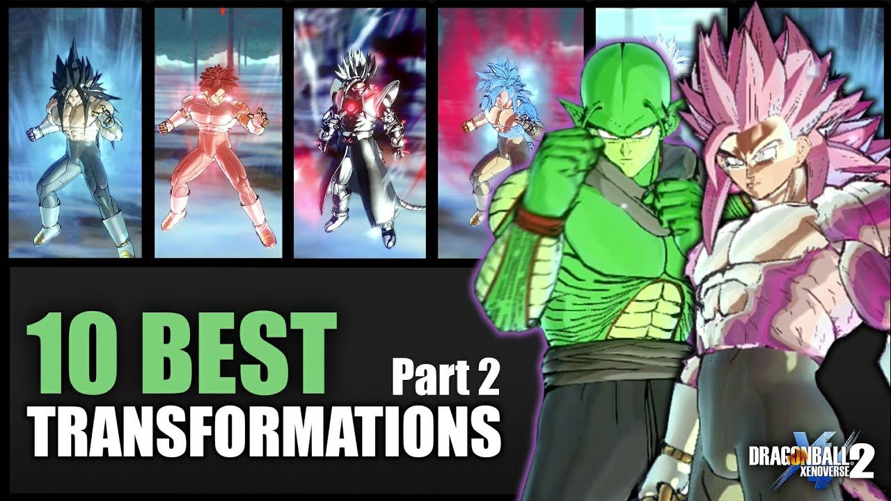 Best Transformations Mods For Cac Custom Character Part
