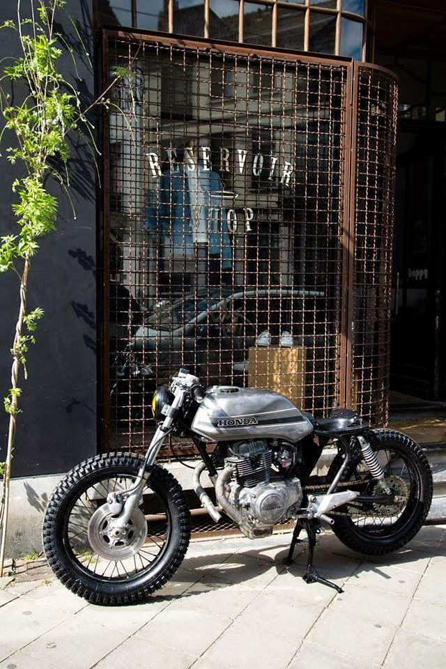 Honda CB250 Two Fifty #HideStore