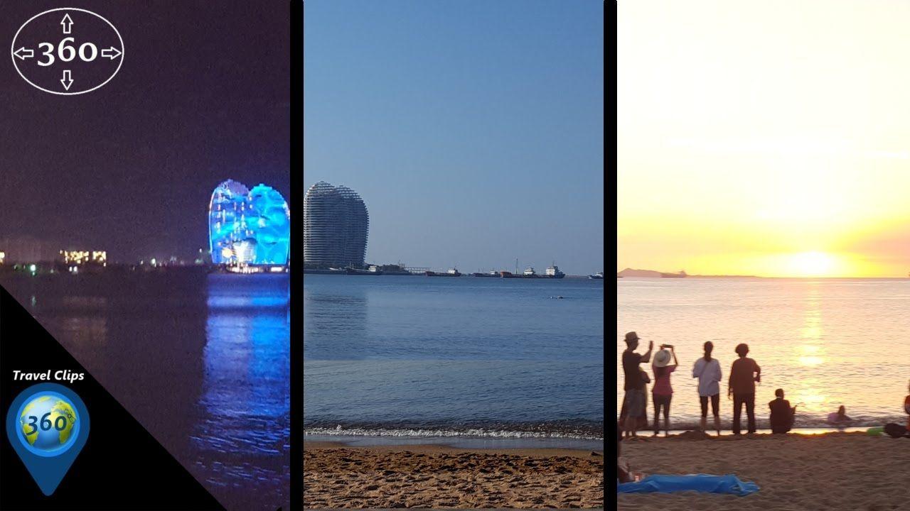 Sanya Bay, Hainan, China